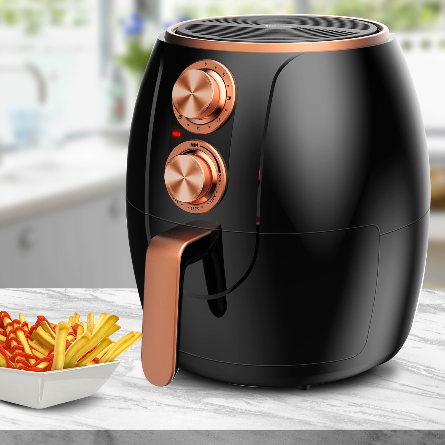 Airfryer Turbotronic