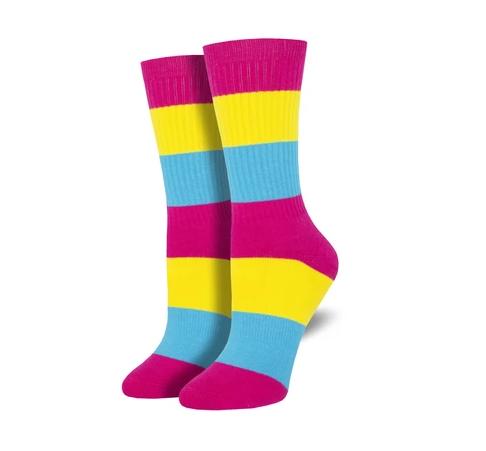 Pan Pride Socks s-m