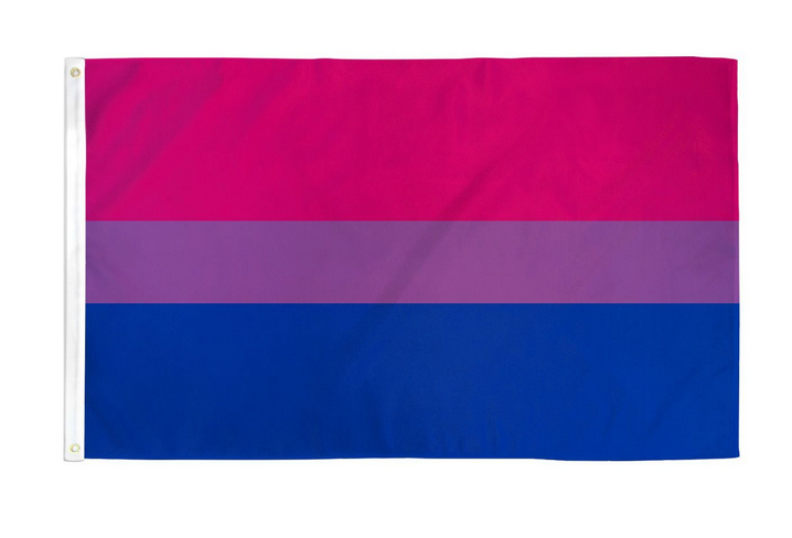 Bisexual 3x5 Flag