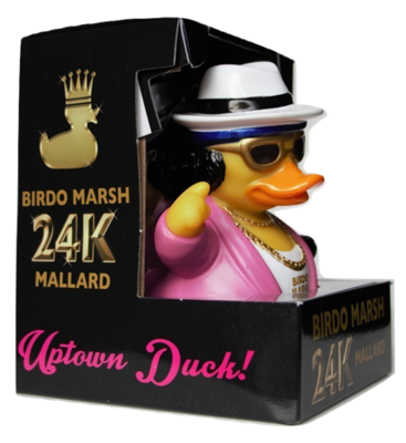 Celebriducks: Birdo Marsh 24K Mallard
