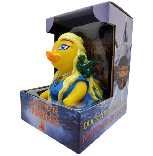 Celebriducks: Gamebird Of Thrones Mother Of Duckies