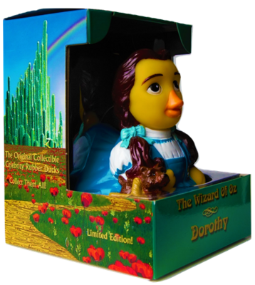 Celebriducks: The Wizard Of Oz Dorothy