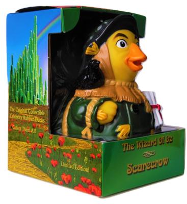 Celebriducks: The Wizard Of Oz Scarecrow