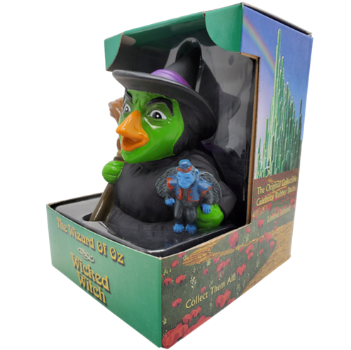 Celebriducks: The Wizard Of Oz Wicked Witch Of The West