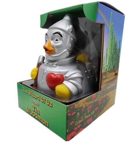 Celebriducks: Wizard Of Oz Tin Woodman
