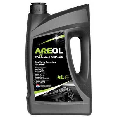AREOL ECO Protect 5W40 (4L) масло моторн.! синт