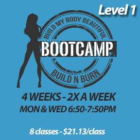 Mon, Apr 6 to Wed, Apr 29 (4 weeks - 2x a week - 8 classes)