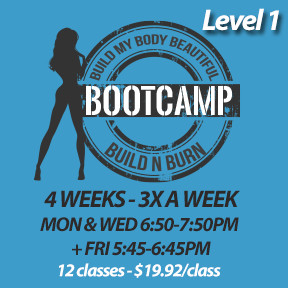Mon, Apr 6 to Fri, May 1 (4 weeks - 3x a week - 12 classes)