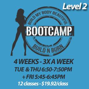 Tue, Apr 6 to Fri, May 1 (4 weeks 3x a week - 12 classes)