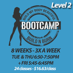 Tue, Apr 6 to Fri, May 29 (8 weeks - 3x a week - 24 classes)