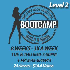 Tue, Apr 6 to Fri, May 29 (8 weeks - 3x a week - 24 classes)