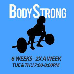 Tue, Mar 10 to Thu, Apr 16 (6 weeks - 2x a week - 12 classes)