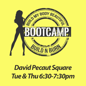 Evening Bootcamp - 6 Weeks - 2x a week (12 classes)