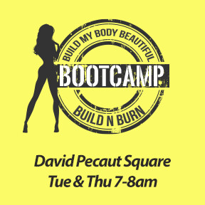 Morning Bootcamp - SOLD OUT