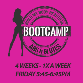Fri, Apr 3 to Fri, May 1* (4 classes – 1x a week)