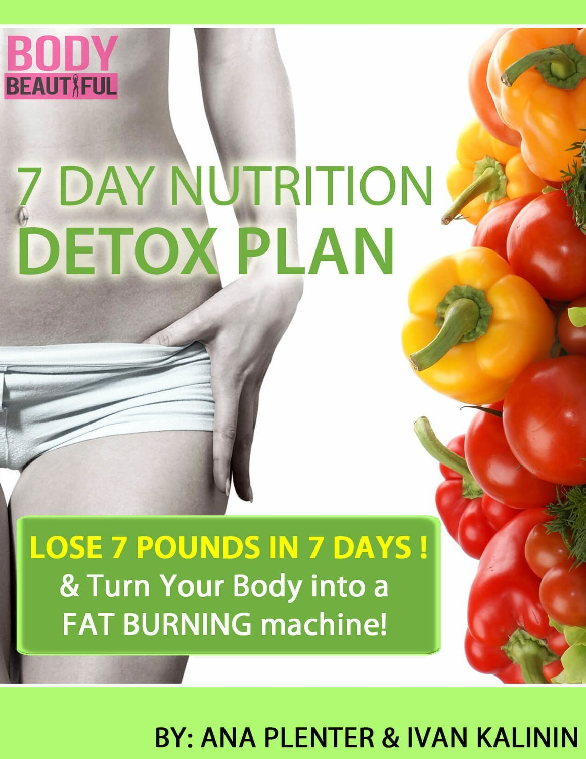 eBook - 7 Day Nutrition Detox Plan