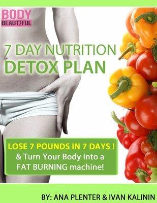 eBook - 7 Day Nutrition Detox Plan