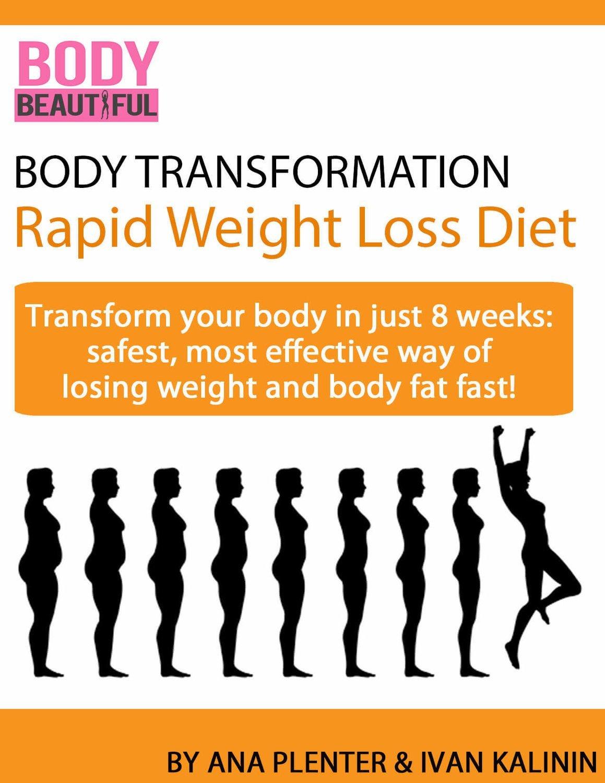 eBook - Body Transformation Rapid Weight Loss Diet