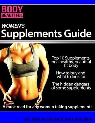 eBook - Women's Supplements Guide