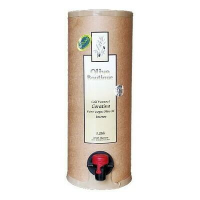 1,25 litre Coratina EVOO (Intense)
