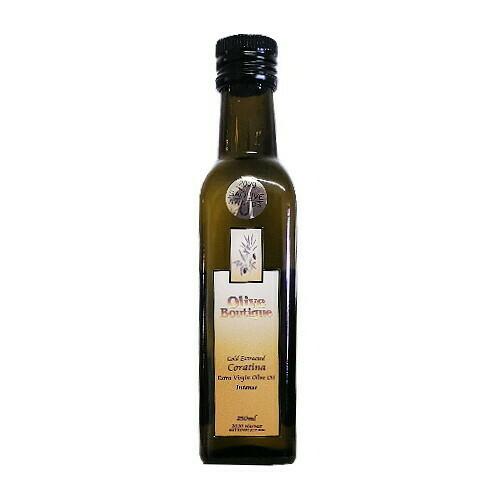 250 ml Coratina EVOO (Intense)
