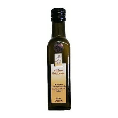 250 ml Leccino / Frantoio EVOO (Delicate)
