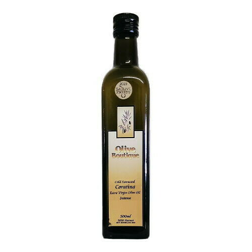 500 ml Coratina EVOO (Intense)