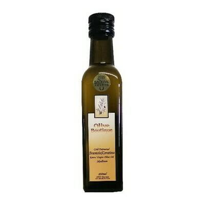250 ml Frantoio / Coratina EVOO (Medium)