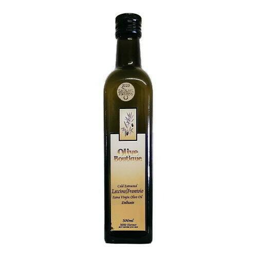 500 ml Leccino / Frantoio EVOO (Delicate)