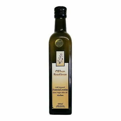 500 ml Frantoio / Coratina EVOO (Medium)