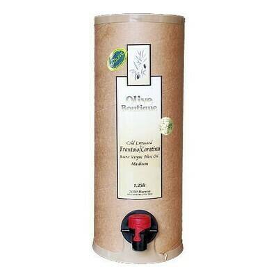 1,25 litre Frantoio/Coratina EVOO (Medium)