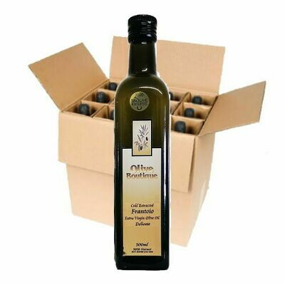 Case of 12 X 500 ml Frantoio / Coratina