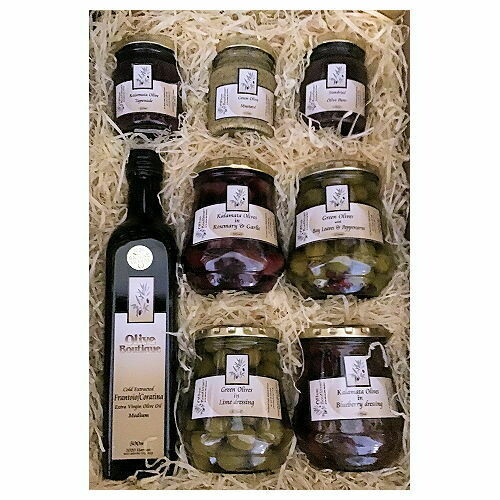 Olive Oil, Olives & Olive Pastes