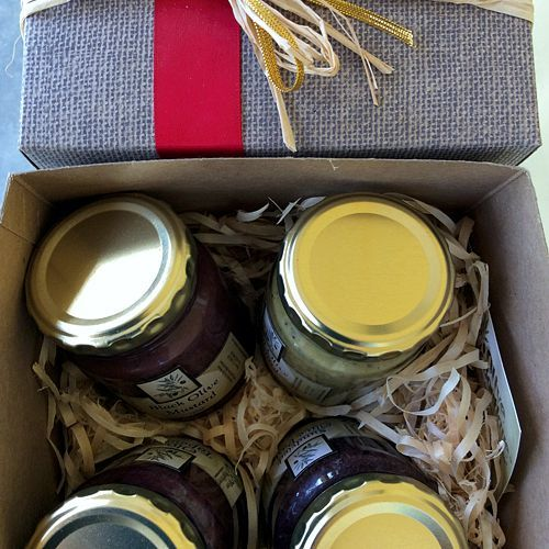 Olive Pastes (4 x 125ml jars)