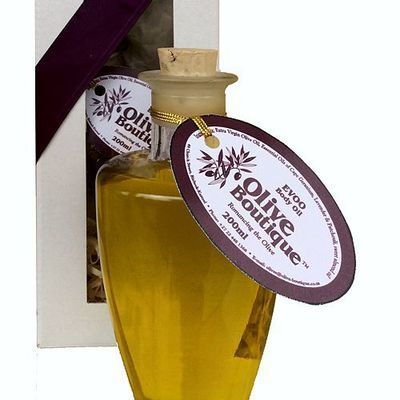 EVOO Body Oil Gift Box