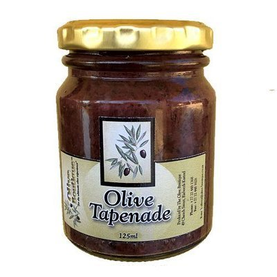 Case of 24 X 125 ml Olive Tapenade from Kalamata Olives