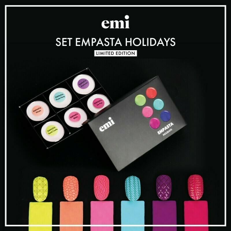 Rinkinys  EMPASTA Holidays