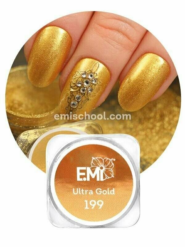 Pigmentas Ultra Gold #199