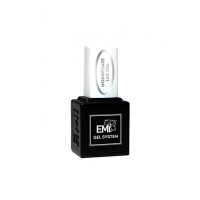 E.Mi MonoPhase LED Gel buteliuke, 9 ml.
