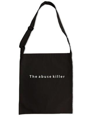 Сумка-шоппер «The abuse killer» фраза