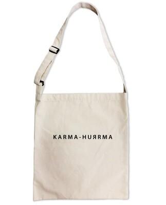 Сумка-шоппер «KARMA-HUЯRMA»