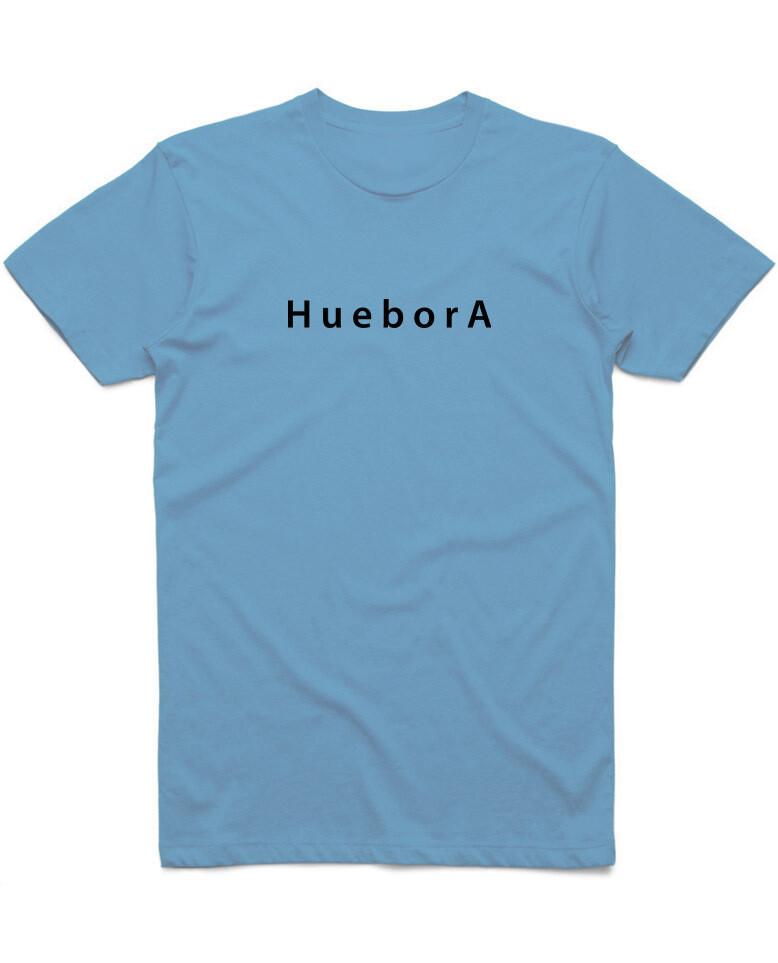 """Футболка """"HueborA"""" фраза"""