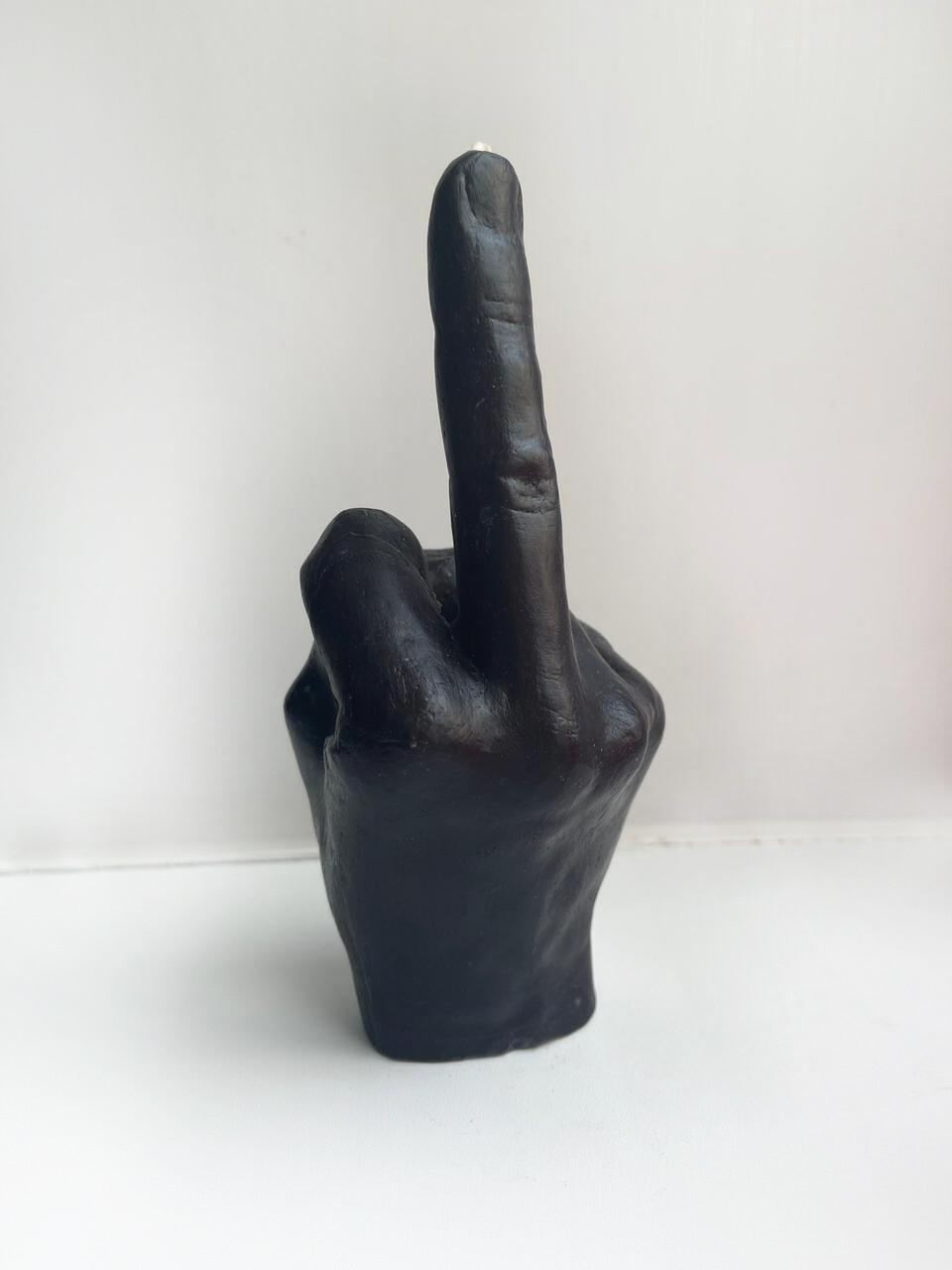 """Рука """"Fuck"""" Аромат: Амаретто"""