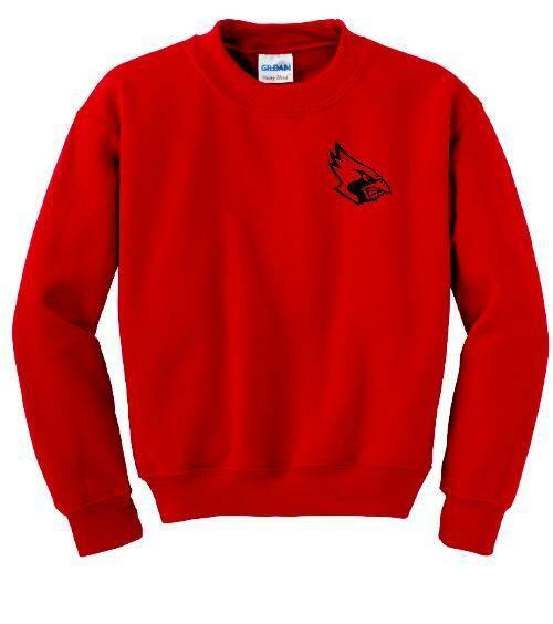 Little Flower Catholic School PE Sweatshirt