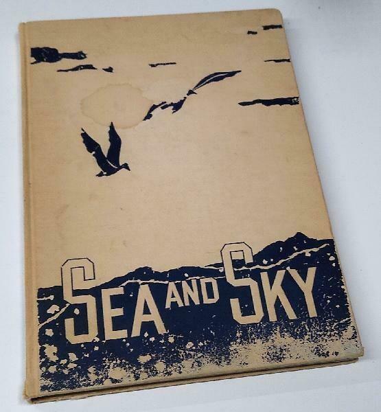 USS Oriskany Cruise Book 1956