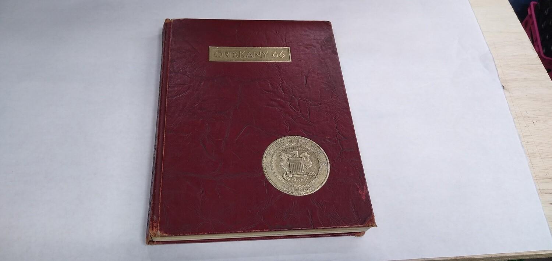 USS Oriskany Cruise Book 1966