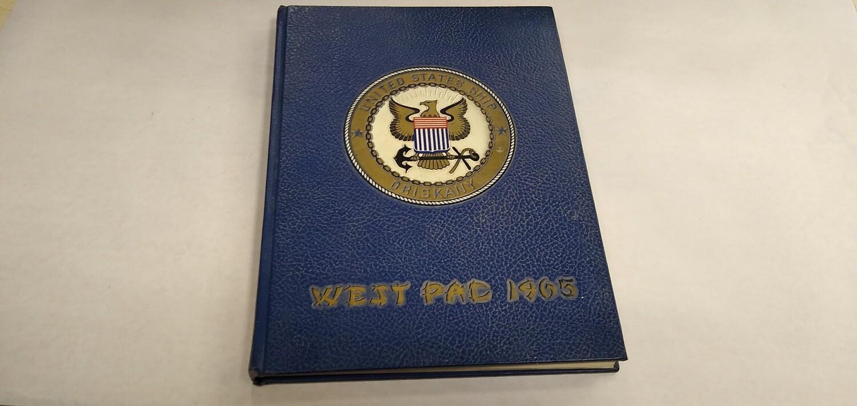 USS Oriskany Cruise Book 1965