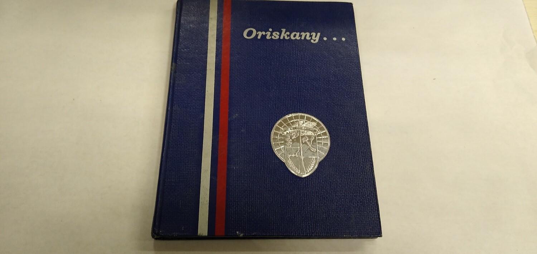 USS Oriskany Cruise Book 1975-76