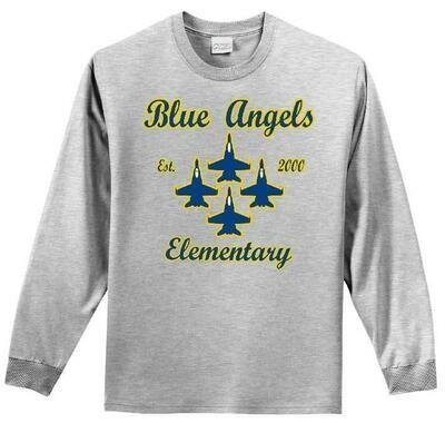 Blue Angel Elementary Long Sleeve Tee