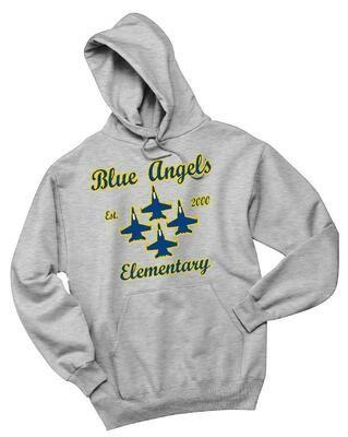 Blue Angel Elementary Pullover Hoodie
